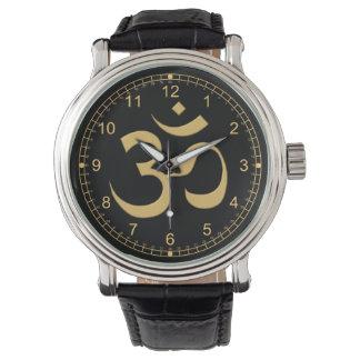 OM-Uhr-Entwurf 2 Armbanduhr