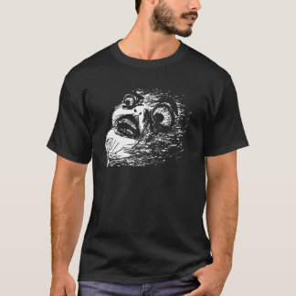 OMG Raserei-Typ T-Shirt