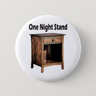 One-Night-Stand Runder Button 5,1 Cm