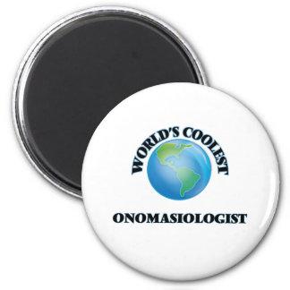 Onomasiologist le plus frais du monde aimant