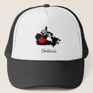 Ontario Toronto fertigen Kanada-Hut besonders an Truckerkappe