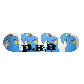 Oooooh o.O de fantômes de P.X.A Skateboards