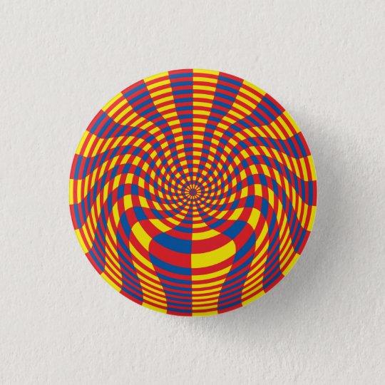 Opart 1 Knopf Runder Button 3,2 Cm