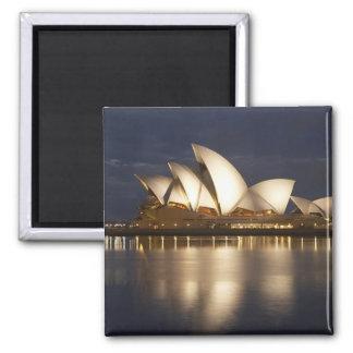 Opéra 4 de l'Australie, Nouvelle-Galles du Sud, Sy Magnet Carré