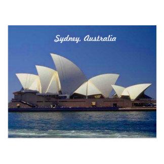 Opernhaus Sydneys Australien Postkarte