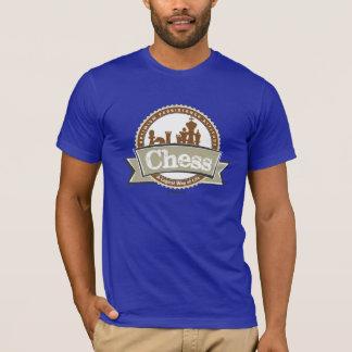 Optimismus-Ausdauer-Haltung, Schach eine logische T-Shirt