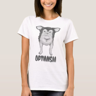 Optimismus-Shirt T-Shirt