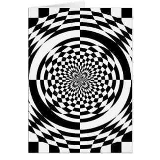 Optische Täuschungen Karte