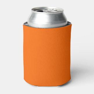 orange Neonnormallack Dosenkühler