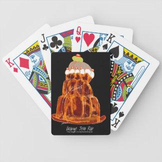 orange Ratte das jello der tony fernandess Bicycle Spielkarten