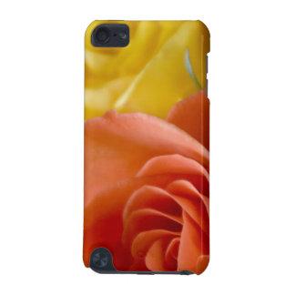 Orange u. gelbe Rosen iPod Touch 5G Hülle