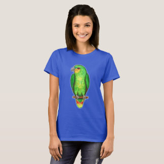 Orange winged Amazonas-Papagei T-Shirt