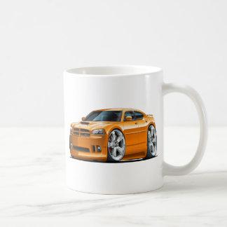 Orangen-Auto 2006-10 des Ladegerät-SRT8 Kaffeetasse