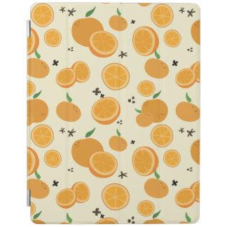 Orangen iPad Hülle