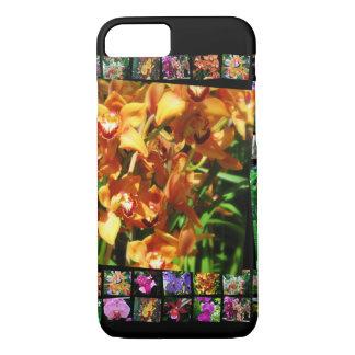 Orchideen-Liebhaber iPhone Telefon-Kasten iPhone 8/7 Hülle