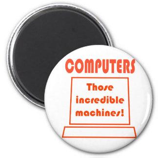 ordinateurs aimants pour réfrigérateur