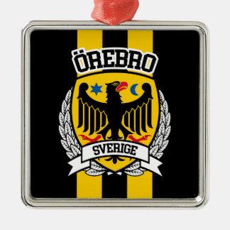 Örebro Silbernes Ornament