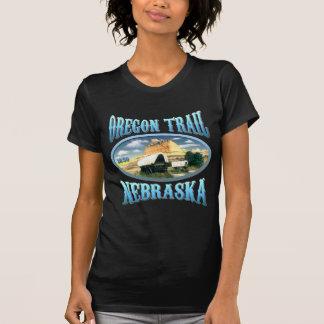 Oregon-Hinternebraska-Dunkelheits-T-Shirts T-Shirt