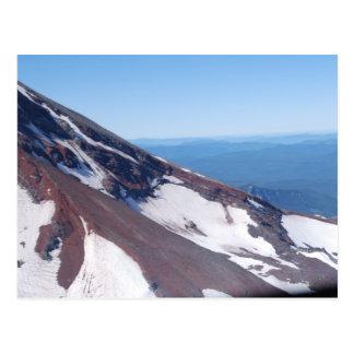 Oregon kaskadiert Postkarte