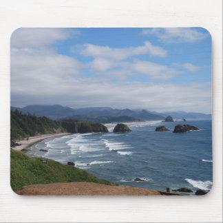 Oregon-Küste Mousepad