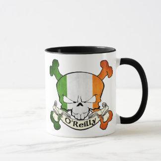 O'Reilly-Iren-Schädel Tasse