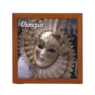 Organiseur De Bureau Venise, Italie (IT) - masque mystérieux de
