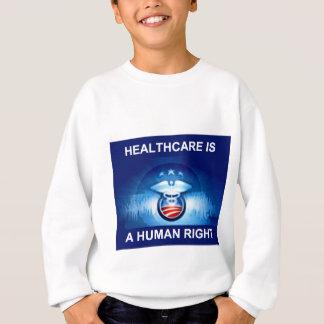 Organisieren für Gesundheitswesen Sweatshirt