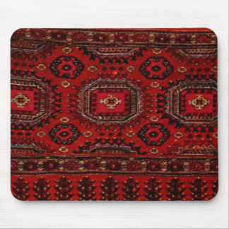 orientalische Wolldecke Mousepad
