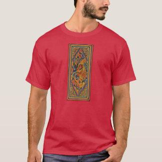 Orientalischer Drache-Druck-T - Shirt
