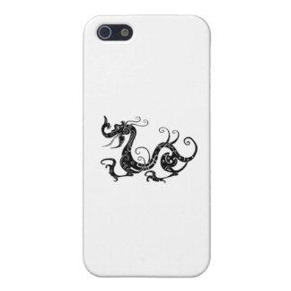 Orientalischer Drache iPhone 5 Etui