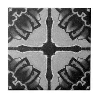 Orientalisches geometrisches dekoratives fliese