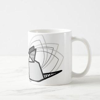 Origamimaus Kaffeetasse