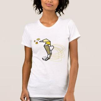 Origamiseepferdchen T-Shirt