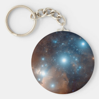 Orions Gurt Standard Runder Schlüsselanhänger