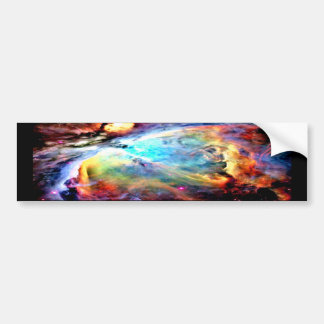 Orions-Nebelfleck Autoaufkleber
