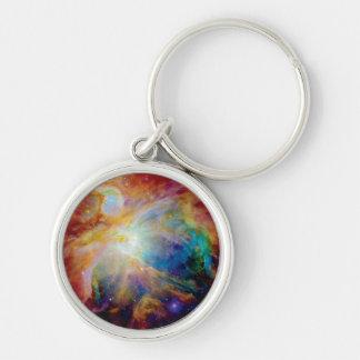 Orions-Nebelfleck Hubble Spitzer Schlüsselanhänger