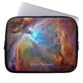 Orions-Nebelfleck-Raum-Galaxie-Elektronik-Fall Laptopschutzhülle