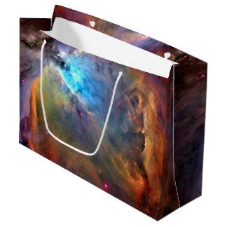 Orions-Nebelfleck-Raum-Galaxie Große Geschenktüte