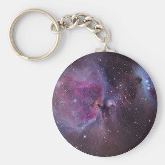 Orions-Nebelfleck Schlüsselanhänger