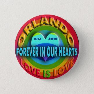 Orlando-Denkmal Runder Button 5,7 Cm