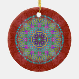 Ornament ~ Healing~Energy Oneness ~ Flower Of Life