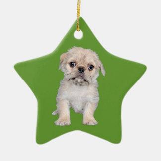 """Ornament """"Pug-Zu"""""""