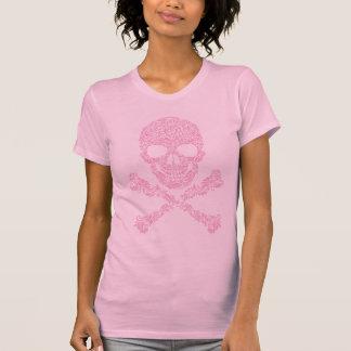 Ornamentaler Skull T-Shirt
