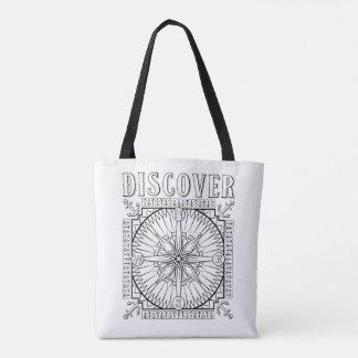 OrnaMENTALs erforschen und entdecken Farbe Ihre Tasche