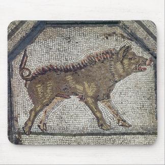 Orpheus, der die Tiere bezaubert Mousepads