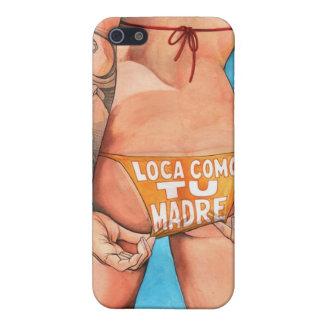 Orte tätowieren das Zeichnen des Strandes iPhone 5 Schutzhülle