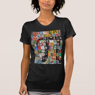 Orte von PU T-Shirt