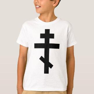 Orthodoxes Kreuz T-Shirt
