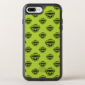 Oscar das Klage-Grün-Muster OtterBox Symmetry iPhone 8 Plus/7 Plus Hülle