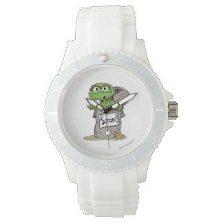 Oscar, den die Klage Scram Armbanduhr